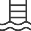 pictogramme espace aquatique