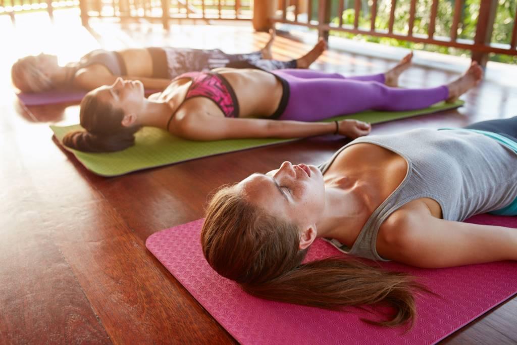 Yoga détente bien être
