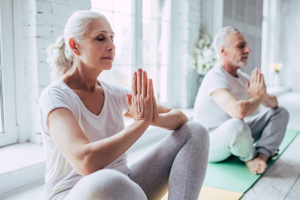 Yoga méditation zen