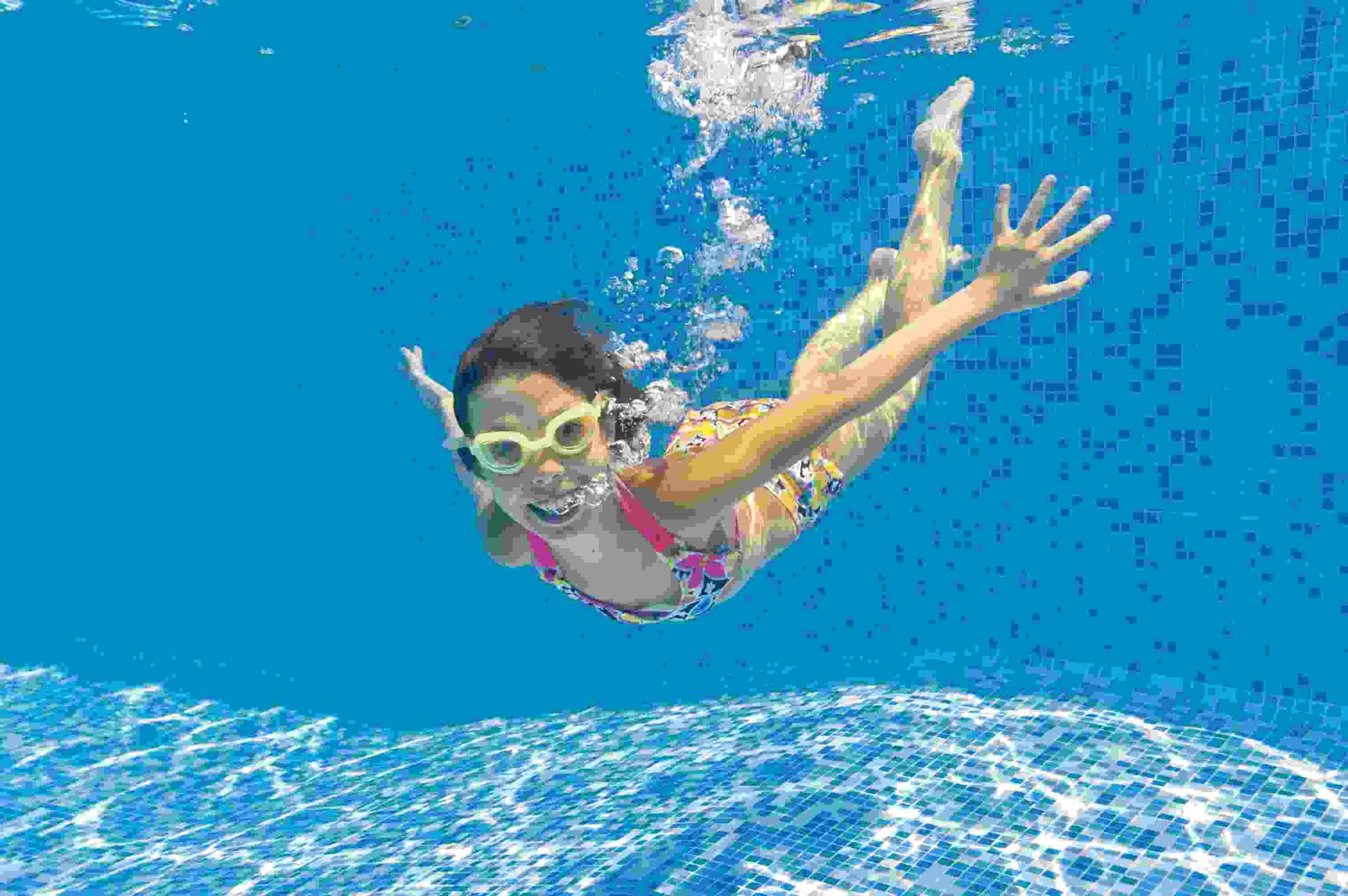 apprentissage des nages respiration